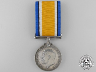 A British War Medal to Private R.C. Gabb of the Royal Air Force