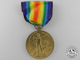 A First War Victory Medal to Private Hood; First Day of the Battle of the Somme Casualty