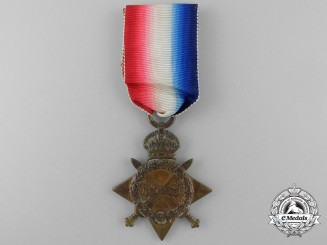 A 1914-15 Star to the Wiltshire Regiment