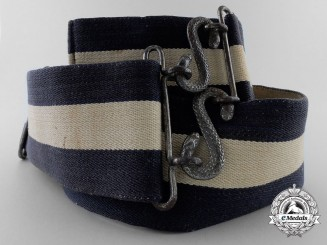 A Second War German Nurse's Belt