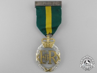 An Efficiency Decoration to Major Herbert (Peter) Denis-Nathan; Highland Light Infantry of Canada
