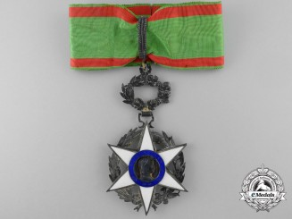 France, Republic. An Order of Agricultural Merit, Commander's Badge, c.1920