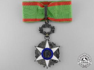 France, Republic. An Order of Agricultural Merit, Commander's Badge, c.1920