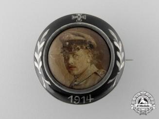 A German Imperial 1914 Memorial Badge