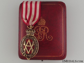 The Albert Medal in Gold for Gallantry