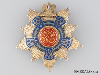The Egyptian Order of the Republic 1984-Present