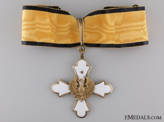 The Greek Order of the Phoenix; Commander