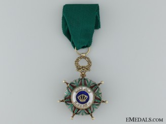 The Iraqi Order of El Rafidain; Knight