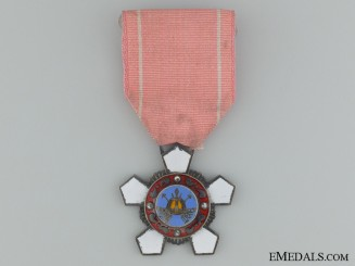 The Korean Order of Military Merit; Fourth Class