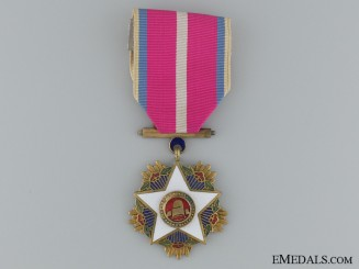 The Korean Order of the White Star; Third Class