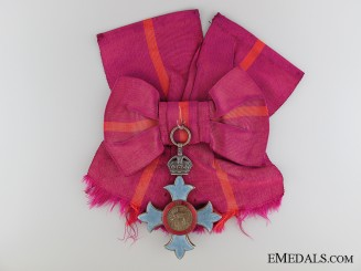 United Kingdom. A Most Excellent Order of the British Empire, G.B.E., Knight Grand Cross, c.1920