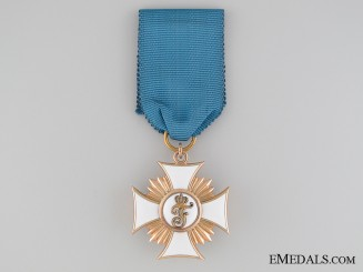 The Order of Friedrich of Württemberg in Gold