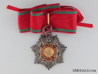 The Order of Medjidie (Mecidiye); 3rd Class