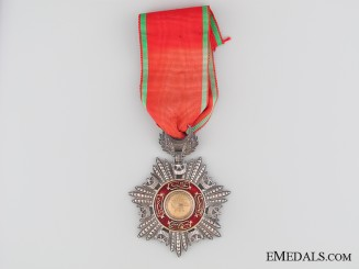 The Order of Mejidie (Mecidiye); Third Class