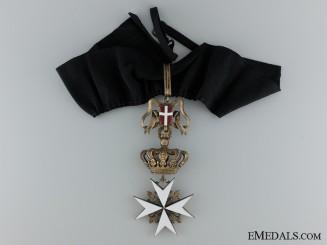 An Order of Saint John; Commander