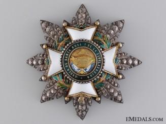 A Superb 1860's Order of Santa Rosa & Civilisation of Honduras