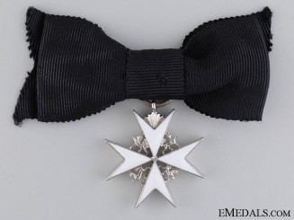 The Order of St. John; Officer Sister