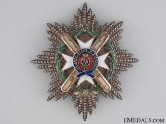 The Order of the Cross of Takovo