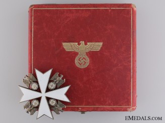 The Order of the German Eagle by Godet of Berlin; Second Class
