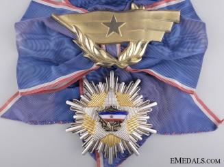 Order of the Yugoslav Flag; Grand Cross
