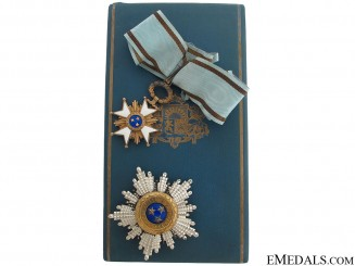 The Order of Three Stars 2nd Class by W. F. Muller
