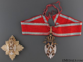 The Order of White Eagle - Military Division