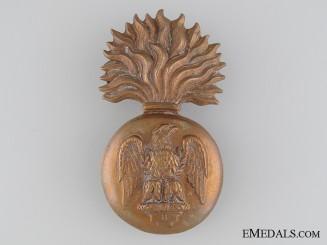 The Royal Irish Fusiliers Cap Badge
