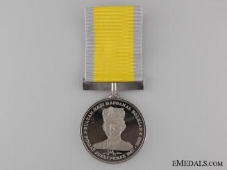 The Sultan Haji Hassanal Bolkiah Silver Jubilee Medal 1967-1992