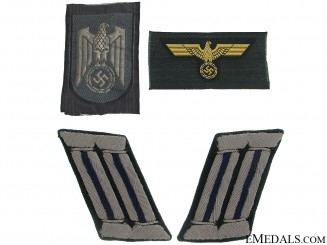 Third Reich Cloth Insignia