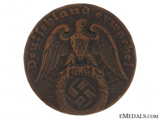 Third Reich Period Mirror