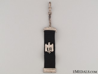 Third Reich Period Watch Fob