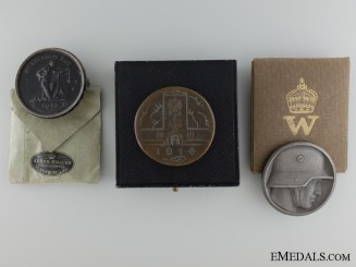 Three Prussian WW1 Medals