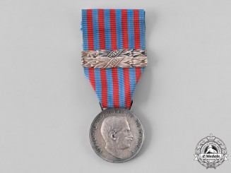 Italy, Kingdom. A Medal for the Libyan Campaign with 1911 and 1912 Bars