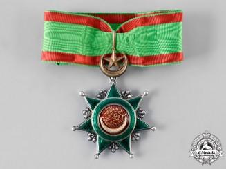 Turkey, Ottoman Empire. An Order of Osmania, Civil Division, III Class Commander, c. 1910