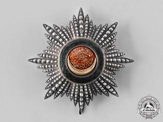 Turkey, Ottoman Empire. An Order of Osmanie, II Class Star, c.1900