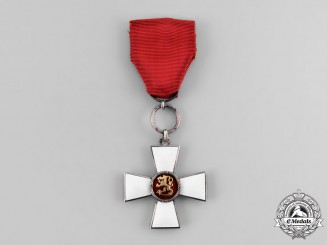 Finland, Republic. An Order of the Lion, Knight's Cross, c.1972