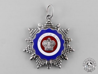 Malaysia, Constitutional Monarchy. A Most Esteemed Order of the Crown, Commander, by Garrard, c.1964