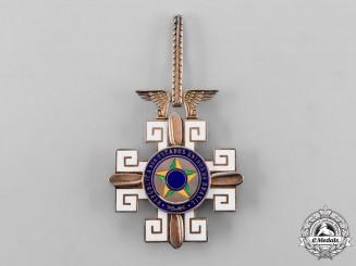 Brazil, Republic. An Order of Aeronautical Merit, Commander's Cross, c.1950