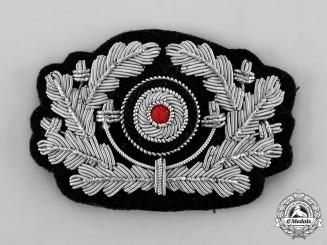 Germany, Heer. A Heer Officer's Visor Cap Insignia