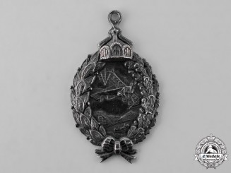 Germany, Imperial. A Pilot's Badge in Silver, Prinzen Size