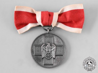 Germany, Third Reich. A Social Welfare Medal, Women's Issue