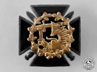 Finland, Republic. A Finnish Army Officer's Graduation Badge, by Veljekset Sundqvist