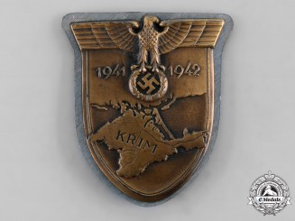 Germany, Wehrmacht. A Krim Shield