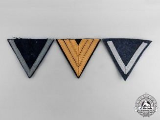 Germany, Wehrmacht. A Lot of Rank Chevrons
