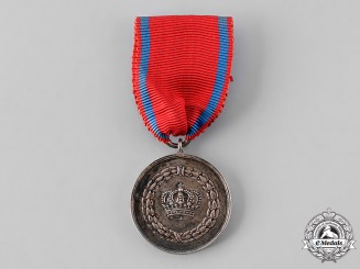 Wurttemberg, Kingdom. A 9-Year Long Service Medal, c.1915