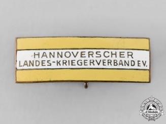 Hannover, Kingdom. A Hannover Medal Bar Hanger