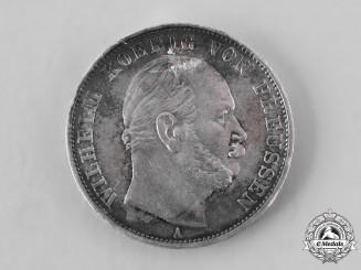 Prussia, Kingdom. A 1871 Franco Prussian War Victory Medal