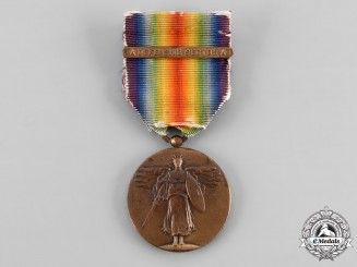 United States. A First War Victory Medal