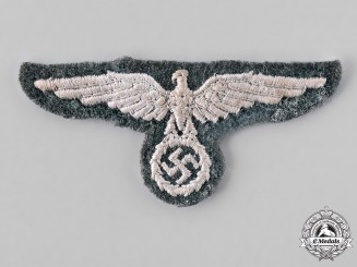 Germany, SS. A First Pattern SS Sleeve Eagle