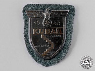 Germany, Heer. A Kuban Shield